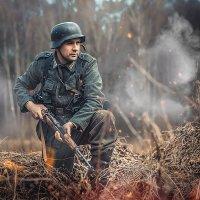 Историческая реконструкция событий ВОВ :: Виктор Седов