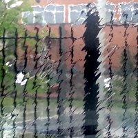 Забор и школа :: Асылбек Айманов