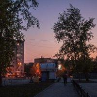 Вечерело... (1) :: Дмитрий Костоусов