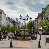 Городские фонари -1 :: Валерий Чернов