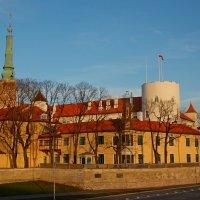 Президентский дворец. Рига. :: Teresa Valaine