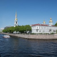 СПб.  Набережная  Крюкова канала. :: Виктор Орехов