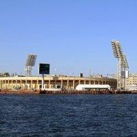 Петровский стадион :: Вера Щукина
