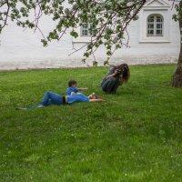 коломенское в период цветения яблонь :: юрий макаров