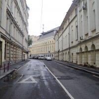 Пробегая по Москве. :: Ольга Кривых