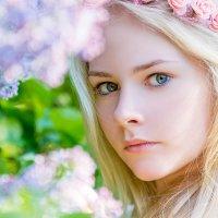 Лесная фея :: Анна Вокуева