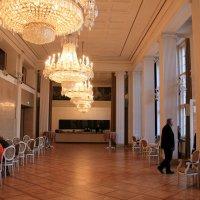 Немецкий национальный театр в Веймаре :: Olga