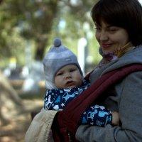 мать и дитя :: Сергей