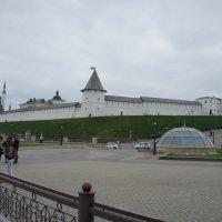 Вид на Казанский кремль :: Елена Павлова (Смолова)