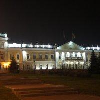 Главный и Представительский корпуса Пушечного двора в Казанском кремле :: Елена Павлова (Смолова)