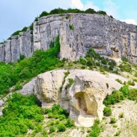 Чуфут-Кале (Пещерный город) :: Виктор Шандыбин