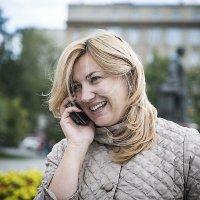 Новосибирячка... :: Сергей Смоляков