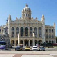 Музей Революции (бывший президентский дворец, Гавана, Куба) :: Юрий Поляков
