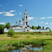 Монастырь Животворящего Креста Господня :: Леонид Иванчук