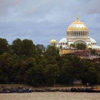 Морской собор, вид с залива :: Александр Рябчиков