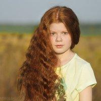 солнечная девочка :: Ирина Клейменова