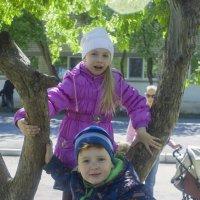 Племя младое :: Дмитрий Костоусов