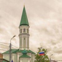 Мечеть. :: Сергей Исаенко