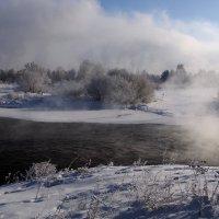 Холодно бывало... :: Александр Попов
