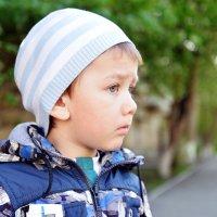 Мальчик в мае (3) :: Полина Потапова