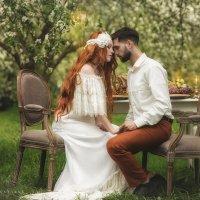 Виктория и Кирилл :: Ярослава Бакуняева