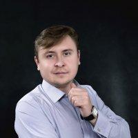 Мужской портрет :: Солтан Жексенбеков