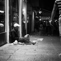 homeless :: Pavel Slusar