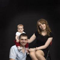 семейный портрет :: Солтан Жексенбеков
