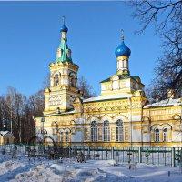 Церковь Успения Божией Матери в Перми :: val-isaew2010 Валерий Исаев