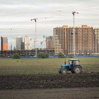 Город наступает :: Тата Казакова