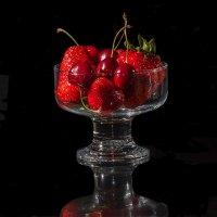Сладка ягода :: Татьяна Симонова