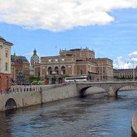 Набережная Стокгольма :: Nelly Lipkin
