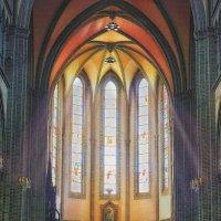 Католический собор,Сеул. :: Евгений Подложнюк