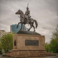Оренбургскому казачеству. :: Сергей Исаенко