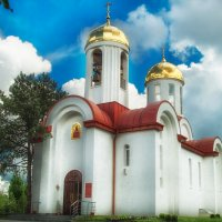Церковь св.мученицы Татианы :: Сергей Шруба