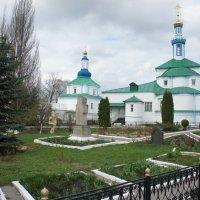 Церковь в честь Святых Отцов в Синае и Раифе избиенных, 1708 :: Елена Павлова (Смолова)