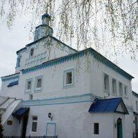Церковь Веры, Надежды, Любови и матери их Софии (Софийская церковь), построенная в конце XVIII века :: Елена Смолова