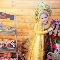 Детская костюмированная фотосессия :: марина алексеева