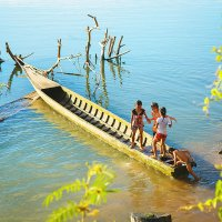 Лаосское детство :: Кирилл Охват