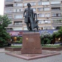 В Москве. :: Ольга Кривых