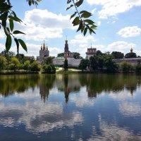 Новодевичий монастырь :: Татьяна Котова