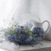 Воздушное утро :: Ольга Синегубова