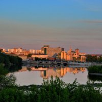 есть город золотой... :: Натали Акшинцева