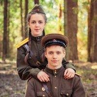Дарья и Александр :: Катерина Журавлева