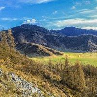 В горах Алтая :: И.В.К. ))