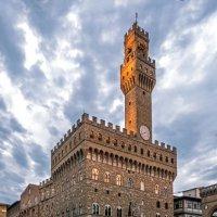 Флоренция, Синьория (Старый дворец) :: Виталий Авакян