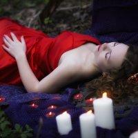 спящая красавица :: Ирина Клейменова