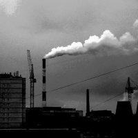 Белый дым :: Николай Филоненко