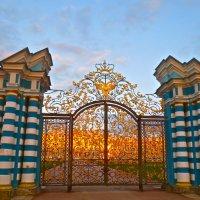 врата в царский дворец :: Елена