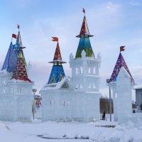 Ледяной городок :: Юрий Лутов